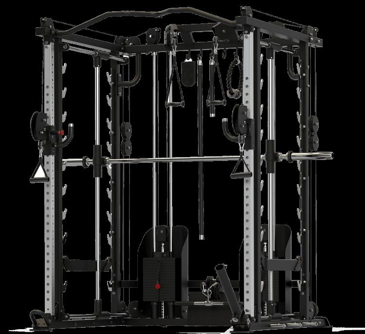 Manhattan Super Gym Hudson Steel Fitness Equipment